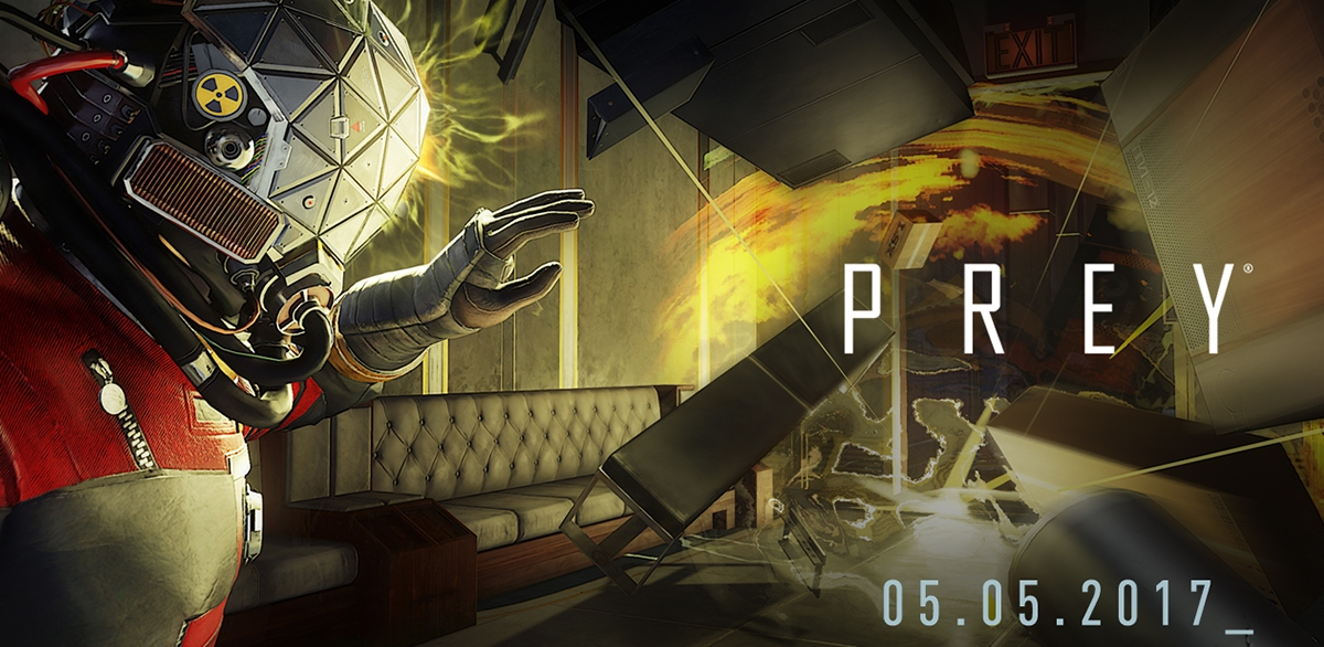 prey game by arcane, facial animation