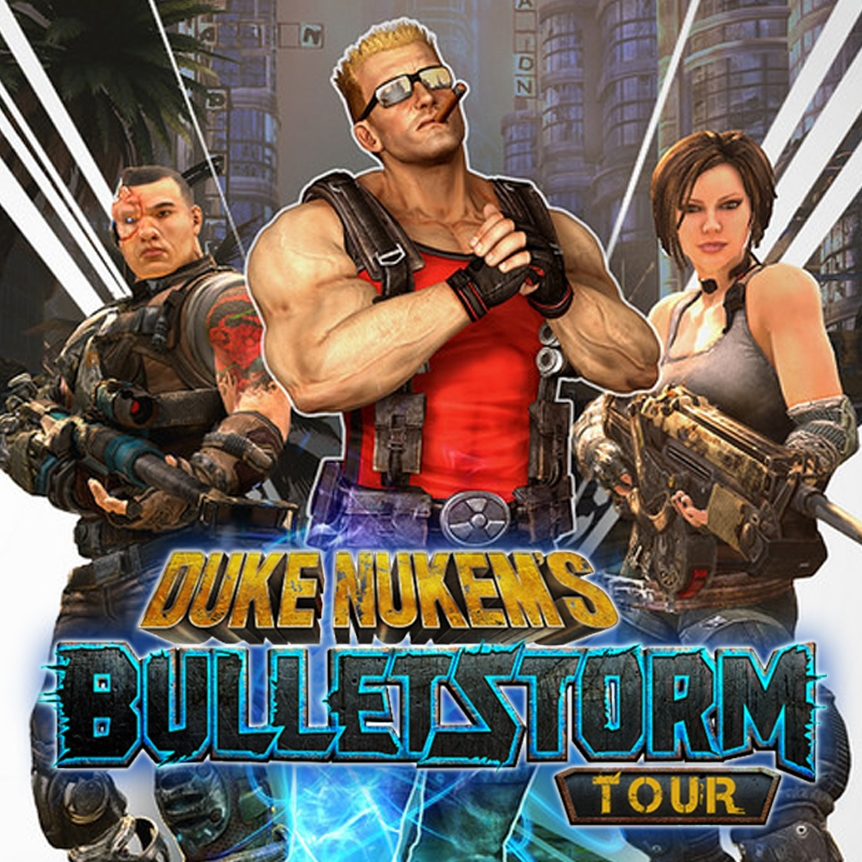 duke nukem bullstorm technical support, facial animation